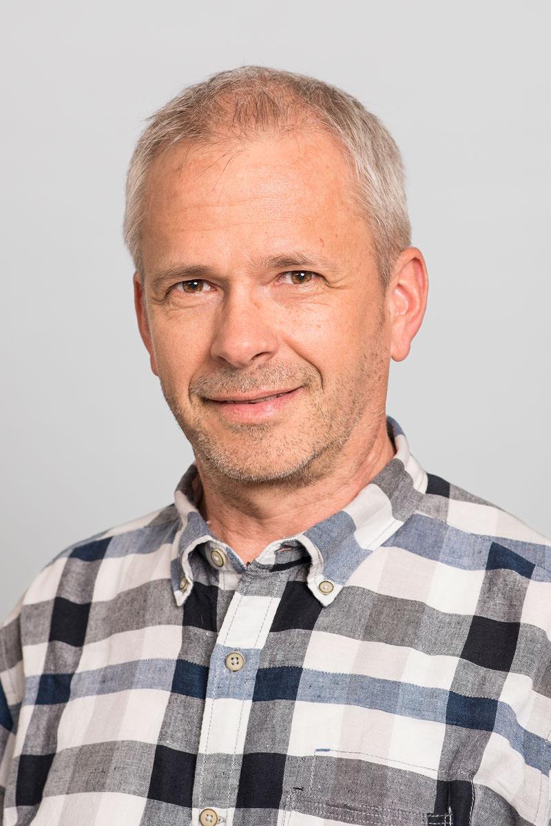 Portrait Urs Wichert