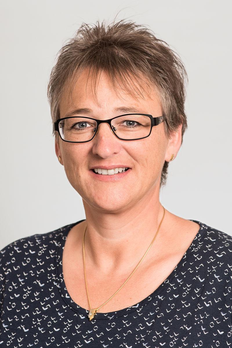 Portrait Yvonne Mächler